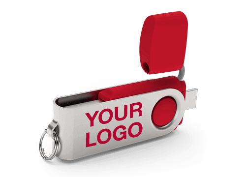 Twister Go - Branded USB